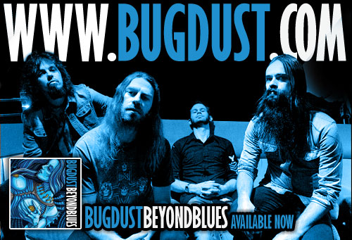 Bugdust Beyond Blues Out Now